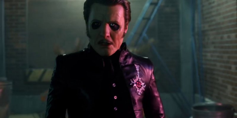 GHOST's TOBIAS FORGE Compares New Song 'Dance Macabre' To A Cinematic Car Chase
