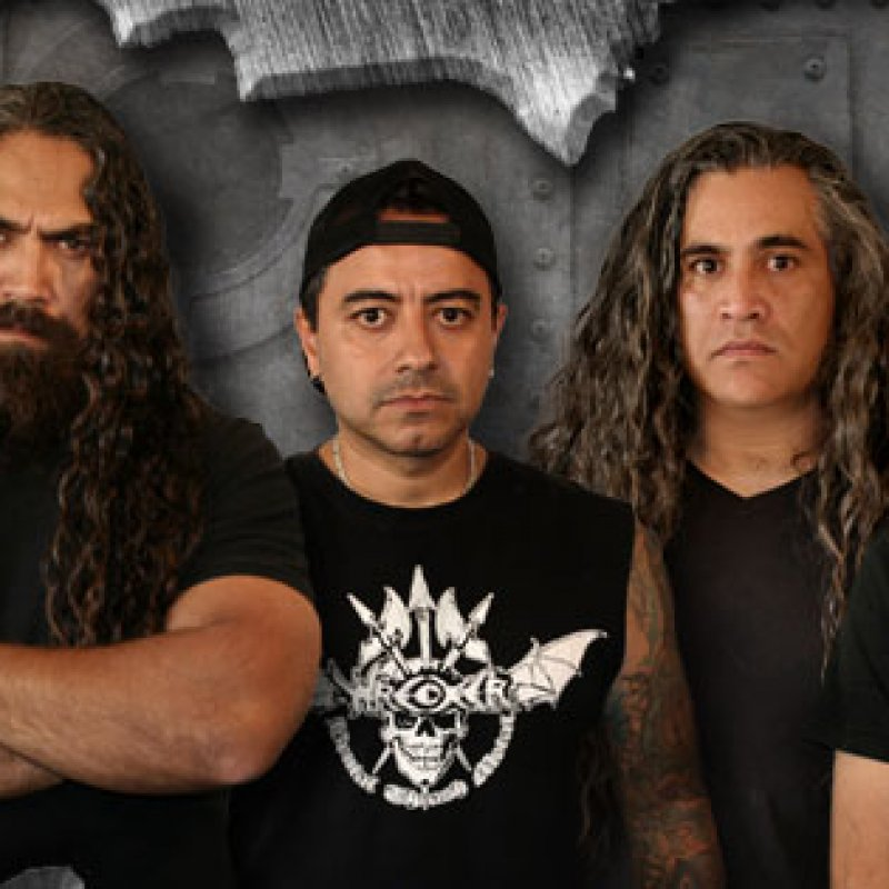 Wrecker New album Coming out April 27th via Test your metal Records