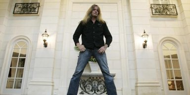 SEBASTIAN BACH: 'I Don't Understand How Anybody Would Accept A Reality-Show Host As President'