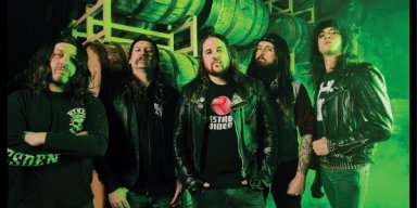 Watch the new MUNICIPAL WASTE Video For 'Slime And Punishment' Featuring Slasher Dave From Acid Witch!