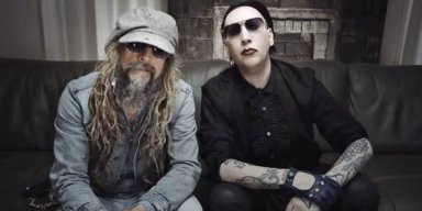 Listen To MARILYN MANSON & ROB ZOMBIE Cover THE BEATLES' 'Helter Skelter'