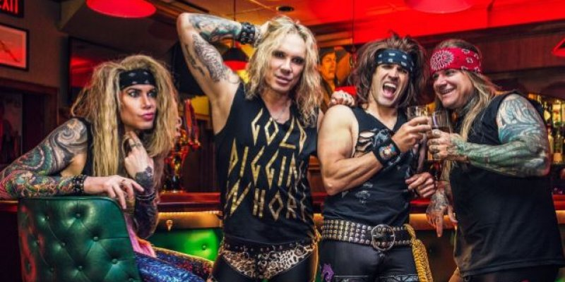 STEEL PANTHER Guitarist to Reintroduce 'Pussy Melter' Under 'Less Offensive, More Politically Correct Name' – Butthole Burner