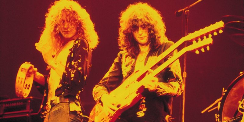 New Report Claims LED ZEPPELIN Are Preparing Reunion For 50th Anniversary?