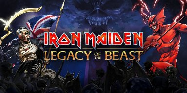 Have You Played The Iron Maiden Video Game Yet?