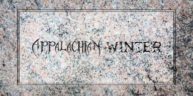 Interview with APPALACHIAN WINTER by Daniel M. Ryan