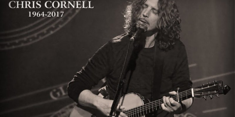 Vicky Cornell Wishes Chris Cornell A Happy Birthday Via facebook!