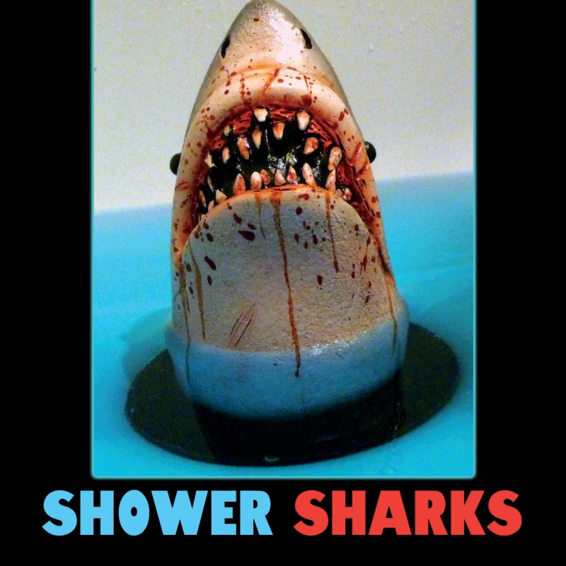 Shower Sharks (Horror/Comedy Short Film released TODAY, the first day of Shark Week! July 22, 2018