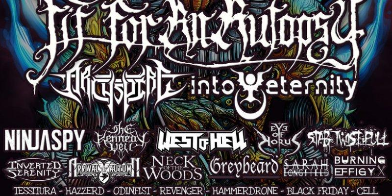 Loud As Hell Festival Unleash Free Digital Sampler of 2018 Line-Up!