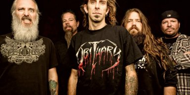 LAMB OF GOD's CHRIS ADLER To Sit Out SLAYER Tour !