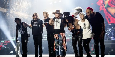 AXL ROSE On Possibility Of New Music From Reunited GUNS N' ROSES: 'You Never Know'