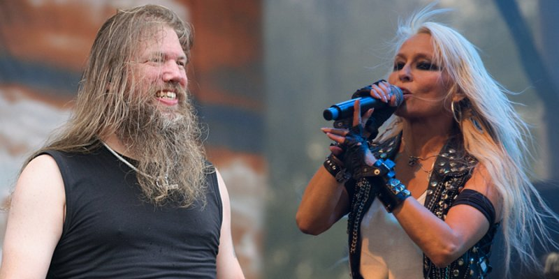 DORO Releases Video For 'If I Can't Have You - Nobody Will' Featuring AMON AMARTH's JOHAN HEGG