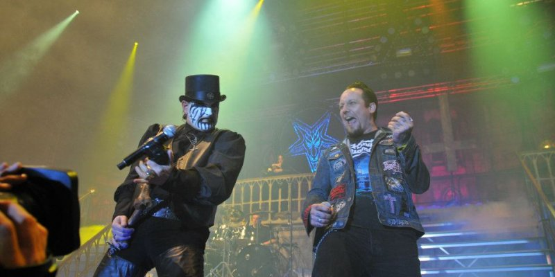 VOLBEAT Talks About Recording With King Diamond And Touring With Metallica