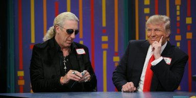 DEE SNIDER Is 'Not A Fan' Of DONALD TRUMP's Style, But Believes 45th U.S. President Is 'Not Being Given A Chance'