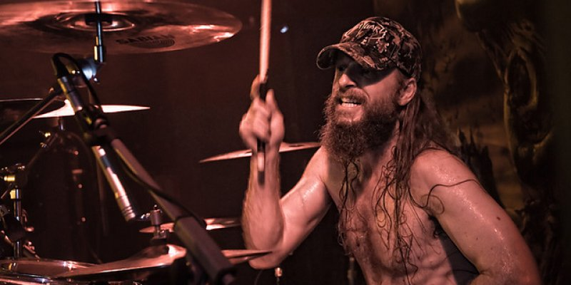 OBITUARY Drummer DONALD TARDY Sitting Out European Tour Dates; MONSTROSITY's LEE HARRISON Steps In