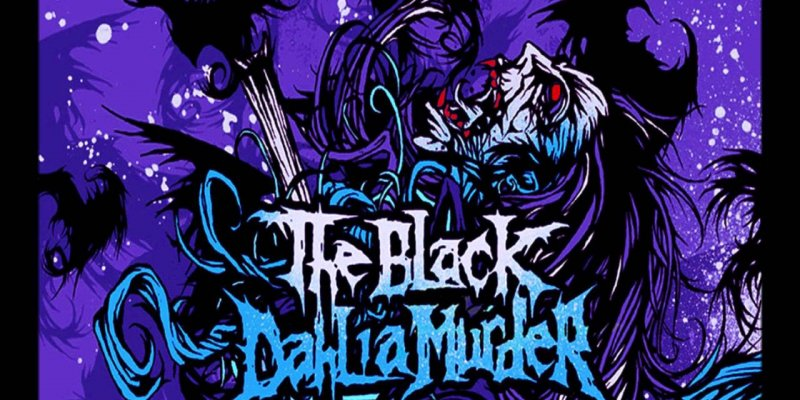 THE BLACK DAHLIA MURDER Announces US Tour With Support From Power Trip, Pig Destroyer, Khemmis, Ghoul, Gost, Havok, Midnight, Skeletal Remains, And Devourment On Select Dates