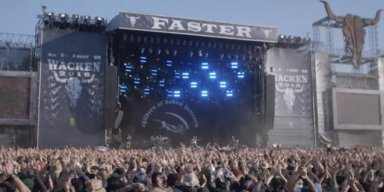 Elderly Men Escape Nursing Home To Attend World's Biggest Heavy Metal Festival