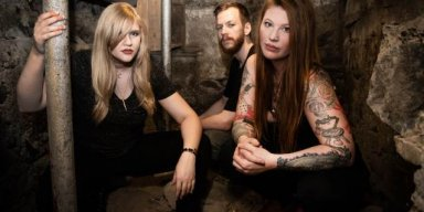 THE WHITE SWAN Feat. KITTIE's MERCEDES LANDER: 'Touch Taste Destroy' Title Track Available