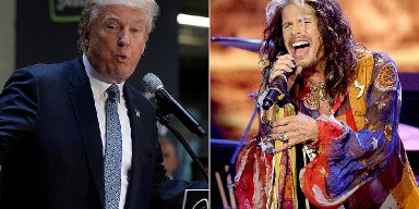 Steven Tyler Speaks Out After Taking Legal Action Against Trump