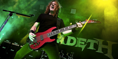 MEGADETH's David Ellefson On His Relationship With METALLICA