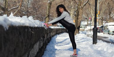 Blasting Tectonic Plates In The Arctic Regions Of The Arcticcircle With A Pair Of Nike's On! - The Zach Moonshine Show