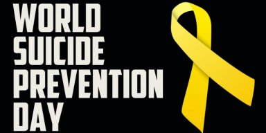 WORLD SUICIDE PREVENTION DAY, SEPT. 10th 2018