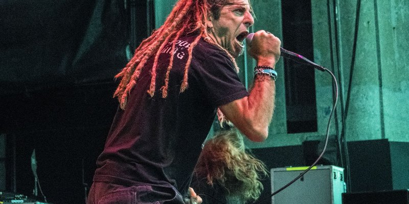 Randy Blythe is Helping with the Hurricane Florence Relief Effort