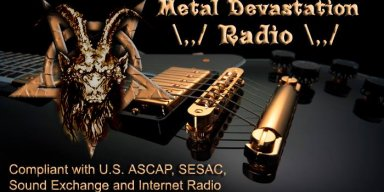 Metal Devastation Radio Has Been Selected By Stream Licensing To Be The Featured Metal Station!