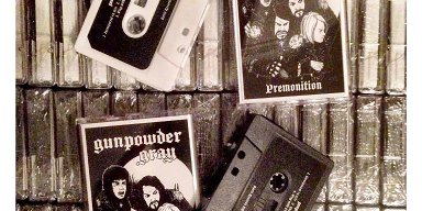 "Gunpowder Gray to release ""Premonition"" on cassette!"