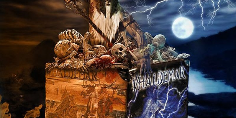 VHÄLDEMAR sign to FIGHTER RECORDS and reveal upcoming plans!