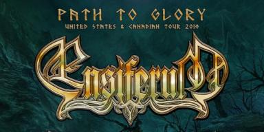 ENSIFERUM Announces 2019 Path To Glory North American Headlining Tour