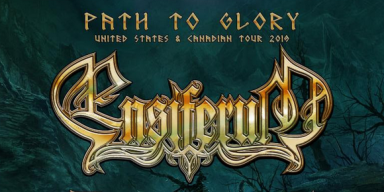 ENSIFERUM Announces 2019 Path To Glory North American Headlining Tour