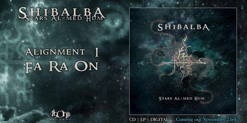 SHIBALBA (feat. key members of Acherontas and Nastrond) premiere new, meditative single