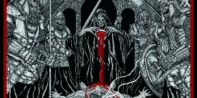 "Blood Chalices From the Impure (Split) 7""EP by AIMA // SUPREMATIVE"