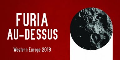 AU-DESSUS will be on the road for a Western Europe Ride with the mighty FURIA at the end of the year!