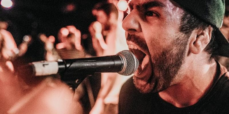 """KING NINE: New York Hardcore Merchants To Release Death Rattle LP Through Closed Casket Activities; Kerrang Debuts """"Paradise"""" Single + Preorders Posted"""