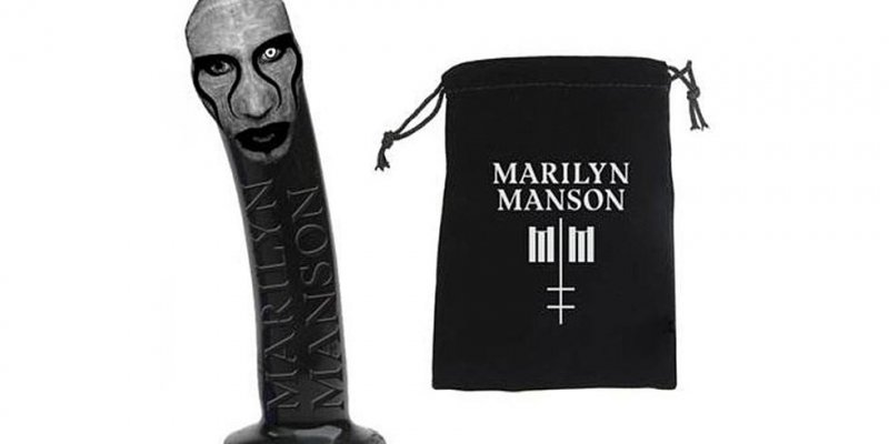 The Marilyn Manson Dildo Is Real, Official & For Sale!