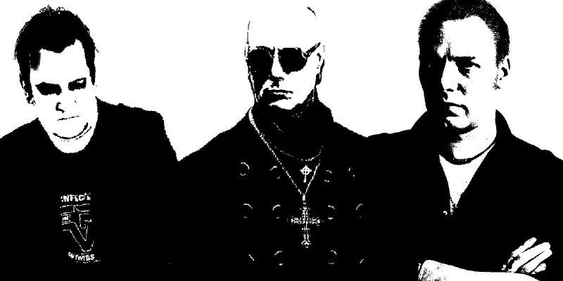 German-American industrial metal act `Eli van Pike' release the new single!