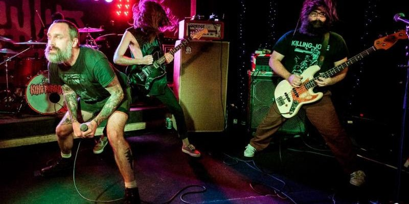 CHILD BITE: Detroit Noise Rock Eccentrics To Play Days Of Darkness This Weekend; West Coast Tour Supporting Philip H. Anselmo & The Illegals Nears