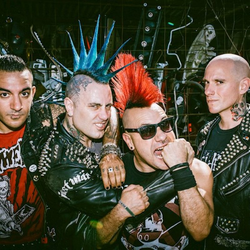 With Written In Blood, The Casualties have returned fully-loaded with angst and attitude and ready to incite a riot with a non-stop onslaught of unapologetic punk.