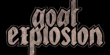GOAT EXPLOSION are back with their first full-length, Rumors Of Man, through INTO ENDLESS CHAOS RECORDS.