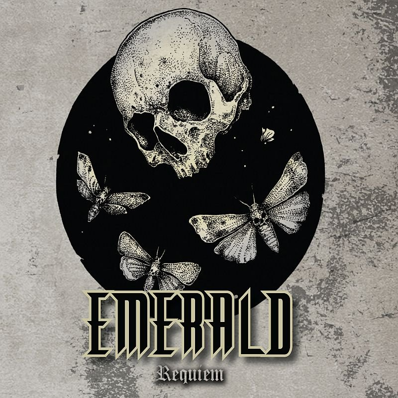 "Emerald premieres their 4th full-length: ""Requiem""."