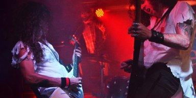 VANIK stream new SHADOW KINGDOM album at CVLTNation.com - features MIDNIGHT live guitarist