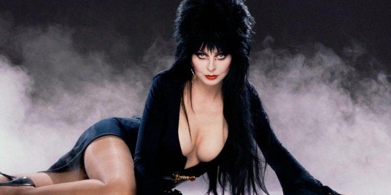 "Ghoultown ""Mistress of the Dark"" starring Elvira [OFFICIAL VIDEO]"