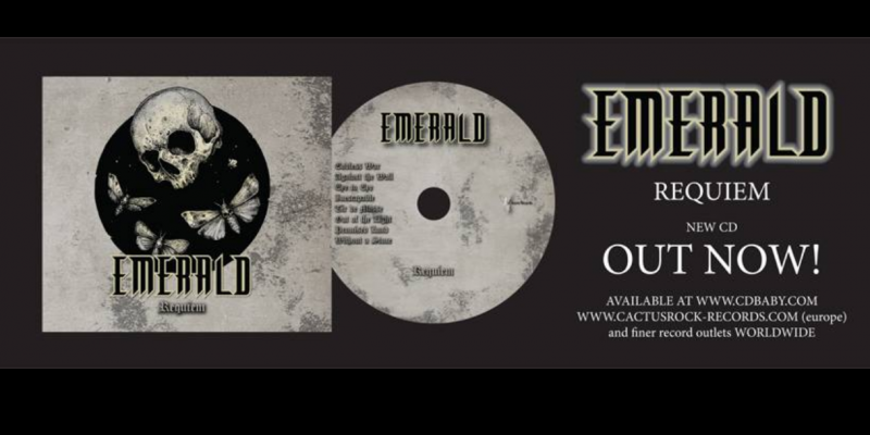"Emerald premieres their 4th full-length: ""Requiem"""