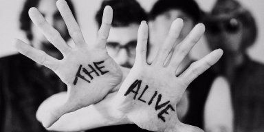 """The Alive - """"We are Rock and Roll"""" (Eternal Sound Records)"""