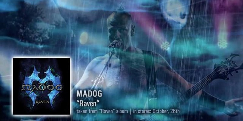 """Austrian metal veterans MADOG are set to release their long awaited third album """"Raven"""", on October 26th via Black Sunset / MDD."""
