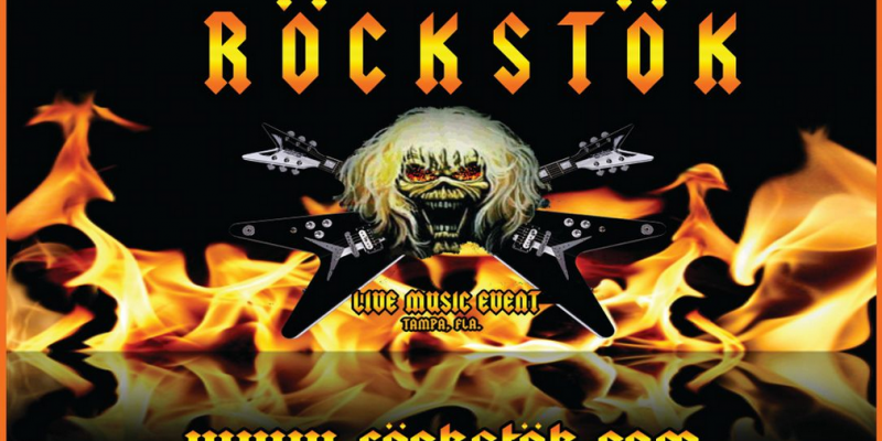 RockStok 2019 the Rock n Roll Event that will have the Tampa, Fla. Metro Area rocking!