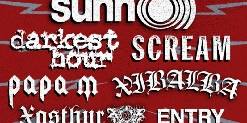 THE POWER OF THE RIFF's Final Lineup Announced; Los Angeles-Based November Event Celebrates Southern Lord's 20th Anniversary