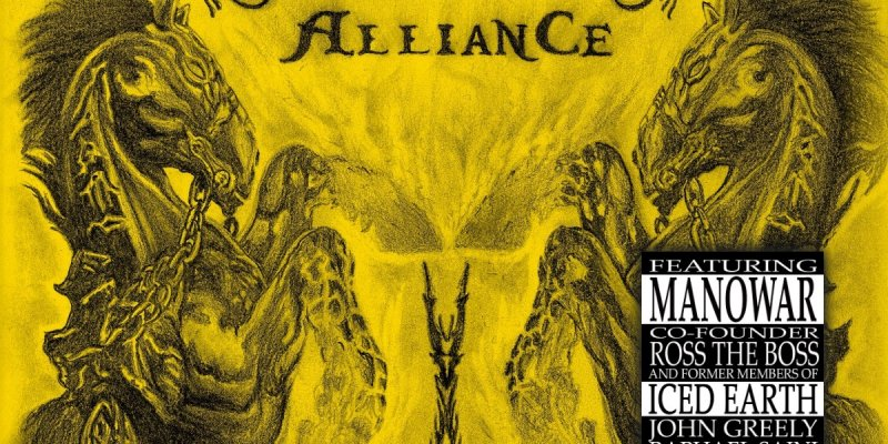 Bloody Times announces single with Ross the Boss (Ex-Manowar) and John Greely (Ex-Iced Earth): Alliance!