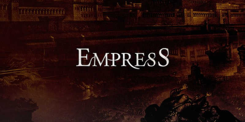 """EMPRESS / PIECE 12"""" EP Out Now and Streaming / German Tour Launches Tonight"""